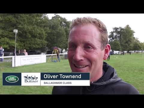 Burghley Horse Trials: All British Top Three Reflect On Epic Cross Country Test