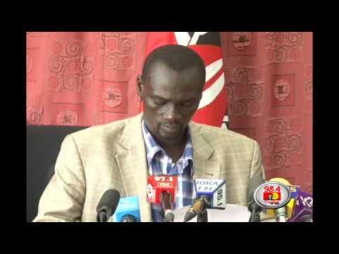 Assistant Minister Josephat Nanok defies CID summon