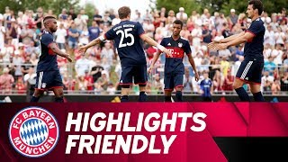 FSV Erlangen-Bruck - FC Bayern 1:9 | Highlights | Freundschaftsspiel