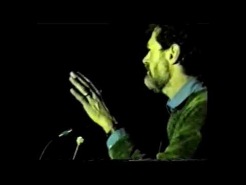 CYBERCULTURE: Terence McKenna live @ the Cyberdome