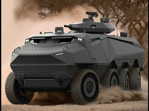 Firepower:Future Armored Personnel Carriers|Documentary 2016 (HD)
