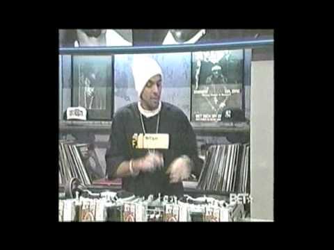 DJ Supa Sam on BET (rap city)