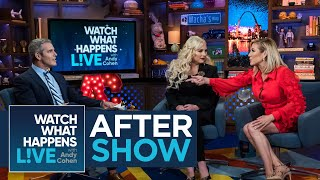After Show: Who Should Replace Carole Radziwill? | RHONY | WWHL