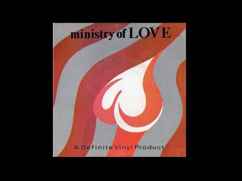 MINISTRY OF LOVE - E.G.U. - 7 inch single