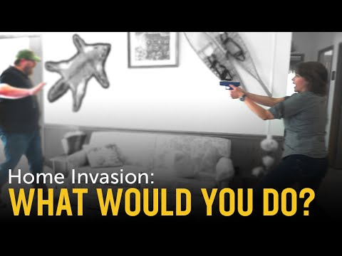 HOME INVASION: How Does Stand Your Ground Or Castle Doctrine Apply?