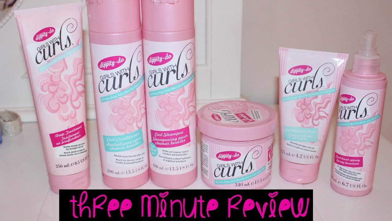 Dippity Do S With Curls Product Line Review