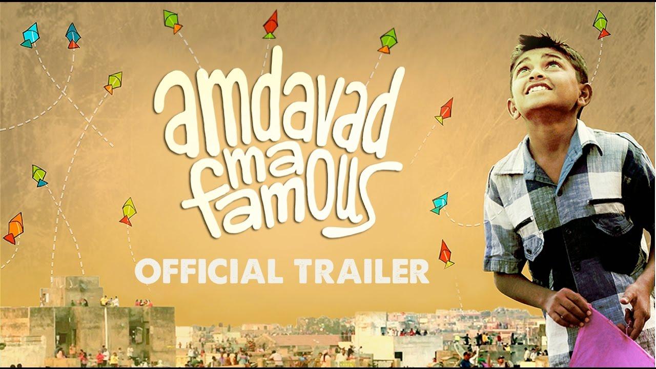 Amdavad Ma Famous (Famous In Ahmedabad) - Official Trailer I Hardik Mehta