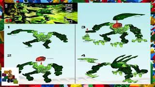 LEGO instructions  - Bionicle - 8974 - Tarduk