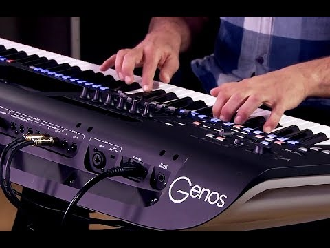 Yamaha Genos - All Playing, No Talking!