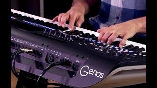 Yamaha Genos - All Playing, No Talking!