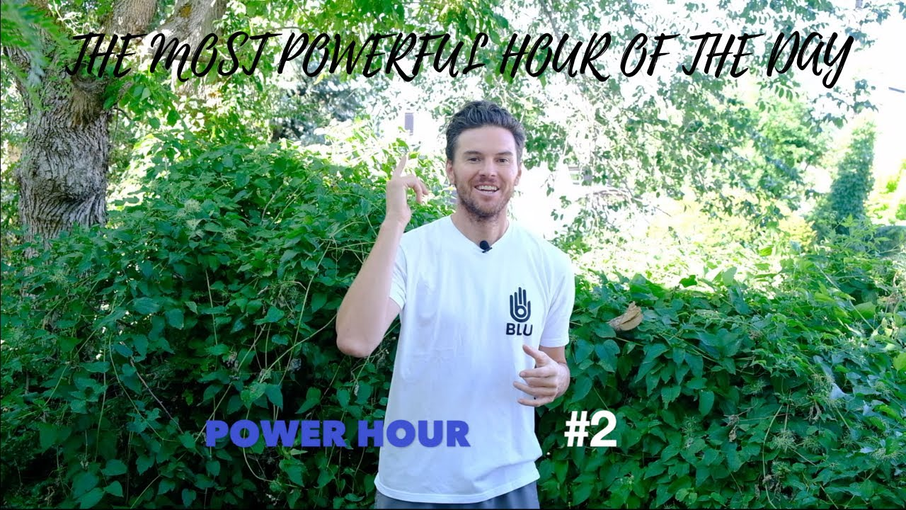 POWER HOUR #2-TOOLS FOR SUCCESS A COURSE FOR SELF DEVELOPMENT-