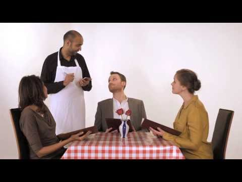 Video 1 - At the restaurant