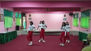 Cover Dance, SMAN 38 JAKARTA