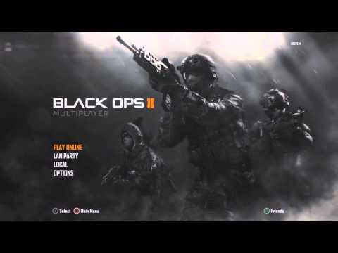 BLACK OPS 2 - OFFICIAL MULTIPLAYER MENU THEME SONG (HD)