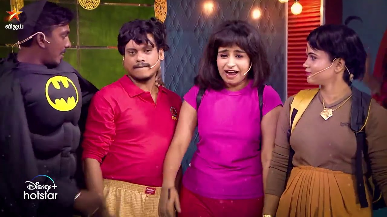 Cooku With Comali 2 14th February Episode Valentines Day Special: Pugal and  Shivangi Propose to Pavi and Ashwin? - TheNewsCrunch