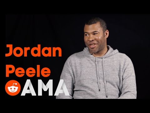 Jordan Peele Ask Me Anything — 'Get Out' In Theaters Now!