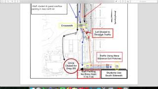 AAE MRC Drop Off Procedures (Part 3 of 3) Foot Traffic