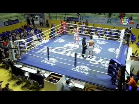 Professional Muay Thai Boxing from Lumphinee Stadium on 2015-02-14 at 10 pm