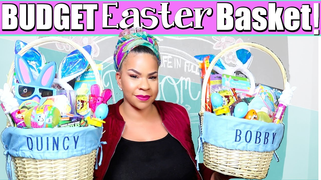 Whats in the kids easter basket 2017 budget basket ideas from whats in the kids easter basket 2017 budget basket ideas from dollar tree sensational finds negle Choice Image