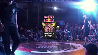 Red Bull BC One Cypher Venezuela 2018 | Final: Mr. Snow vs. Hashem