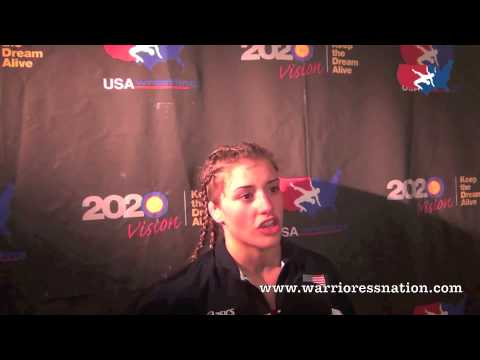 Helen Maroulis-Interview