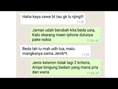 Prank Text Kids Jaman Now - Ecko Show