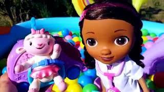 Доктор Плюшева Лечим дракону зубы McStuffins Toys