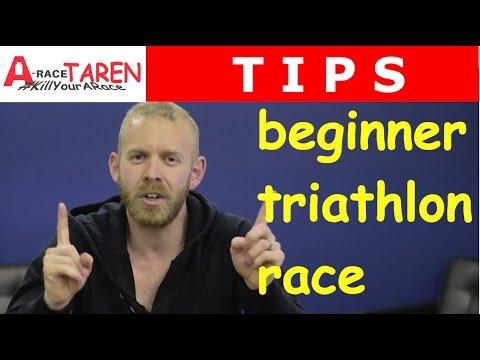 10 Beginner Triathlon Tips for Race Day