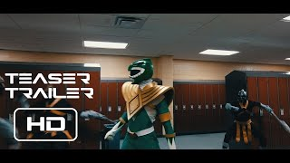 Power Rangers Film (Teaser) | A Faded Shade Of Green