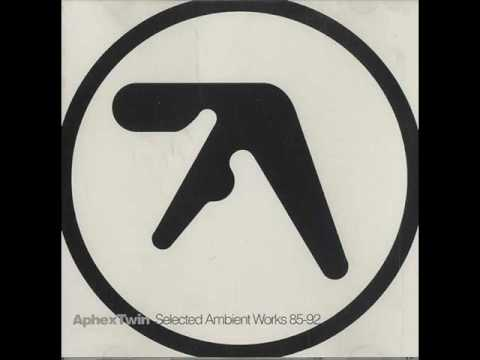 Aphex Twin - We are the music makers