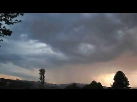 Weather in Sabie Mpumalanga 2016 (2)