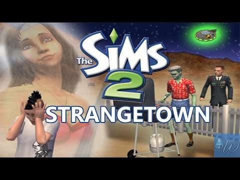 Let's Play The Sims 2 Strangetown [Part 1.4] The Smith Family: Introductions