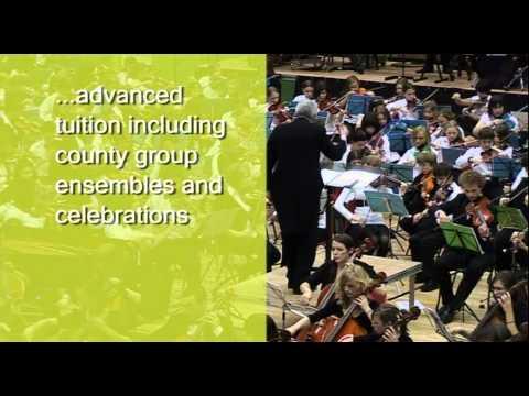 Lincolnshire Music Service Promo 2012