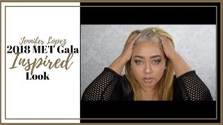JLo MET Gala 2018 Makeup | Inspired by Jennifer Lopez | Tutorial | KarenOBeauty