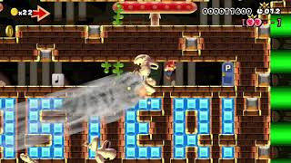 ~Speedrun~ Out of Time!!: Beating Super Mario Maker's SUPER EXPERT Levels!