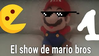 El noticiero de Mario bros (Ft : Charlinichannel , Amigos :v)