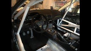M3 GTR Interior Done + Repairing Carbon Roof