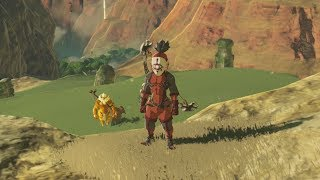 Yiga Clan Show a Gold Lynel Their True Power! - Zelda Breath of the Wild thumbnail
