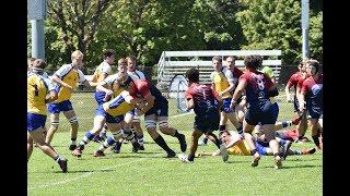 EIRA v British Columbia U18s Rugby - 2018 Jul 13 - Second Half