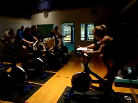 Cycle at The Athletic Club in Overland Park with Trish