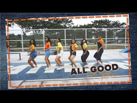 ALL GOOD - Dipha Barus ft. Nadin | Choreography by Ave