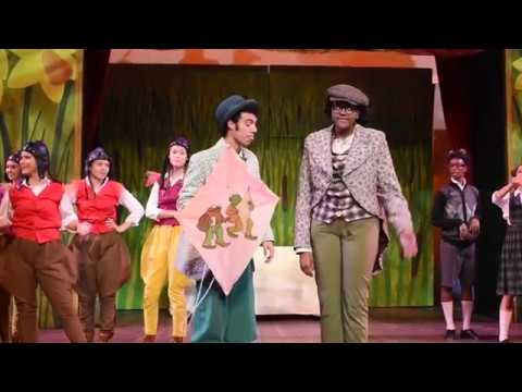 The Offical Summer Stage Trailer for A Year with Frog and Toad