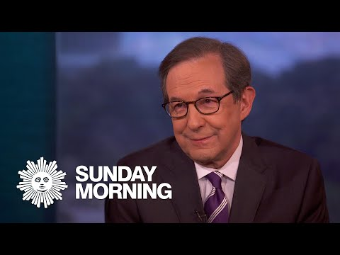 Chris Wallace On Mike Wallace Stealing Interviews