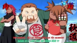 Top Naruto - Tất Cả Thành Viên Gia Tộc Akimichi | Akimichi Clan (All Members)