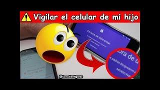 Como Controlar El Celular De Mi Hijo Desde El Mío - Family Link Español
