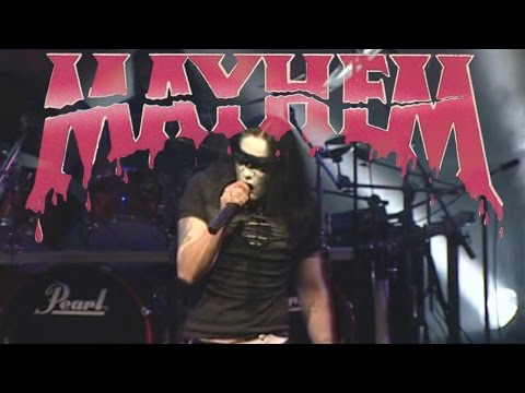 Mayhem Live [HD] - Buried By Time & Dust