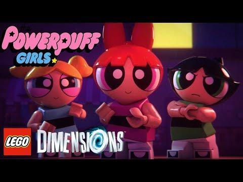 Lego Dimensions The Powerpuff Girls - Blossom, Bubbles, Buttercup Adventure World Deutsch | EgoWhity
