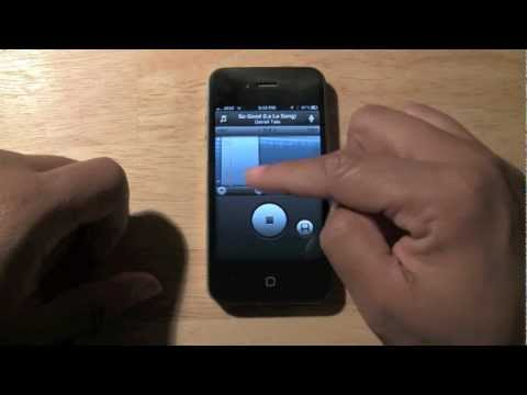 iPhone: Making Custom Ringtones & Text Tones​​​ | H2TechVideos​​​