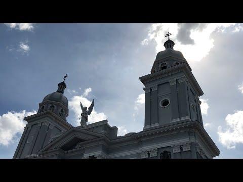 Santiago de Cuba - centro y Catedral - Nov. 2016