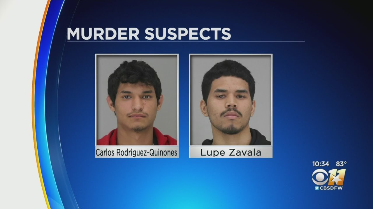 Dallas, Mexicans Charged With Capital Murder